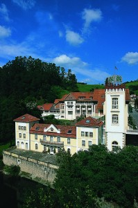 Balneario de Puente Viesgo