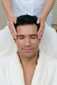 Tratamiento Facial para Hombre del Balneario de Puente Viesgo  (Foto cedida por Phytomer)