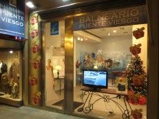 Punto de Información y Venta en el centro de Santander