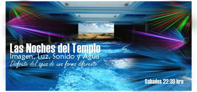 Las Noches del Templo del Agua