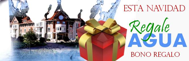 Bonos regalos de Navidad del Gran Hotel Balneario de Puente Viesgo
