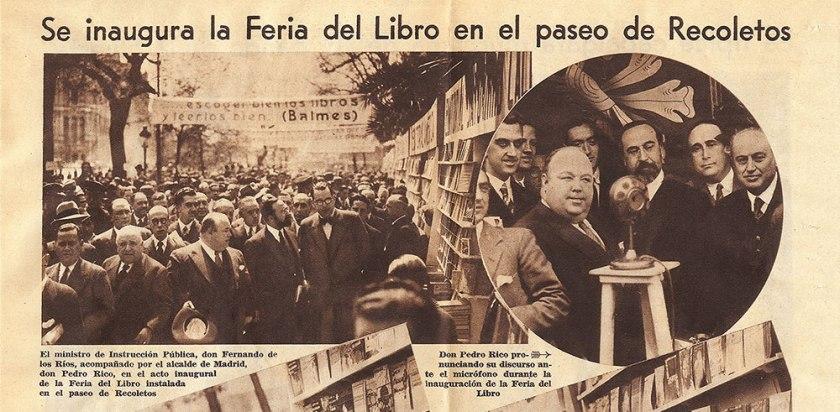 Feria del Libro de Madrid - Gran Hotel Balneario de Puente Viesgo