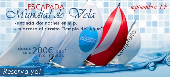 Mundial de Vela Santander 2015