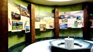 Exposición Bosques de Agua del Balneario de Puente Viesgo