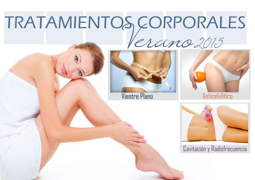 Tratamientos Corporales Verano 2015